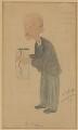 Sir Sidney Frederic Harmer, by Denis Gascoigne Lillie - NPG D11155