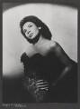 Shirley Bassey, by Angus McBean - NPG P885