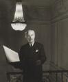 Sir Arthur Edward Drummond Bliss, by Angus McBean - NPG P886