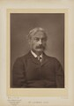 Andrew Lang, by Mayall & Co, published by  Eglington & Co - NPG Ax27663