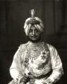 Sir Bhupindra Singh, Maharaja of Patiala, by Vandyk - NPG x98678