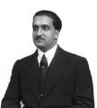 Sir Hari Singh, Maharaja of Jammu and Kashmir, by Vandyk - NPG x34595