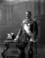 Sir Sayaji Rao III, Maharaja of Baroda, by Vandyk - NPG x34592
