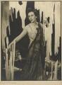 Dame Gwen Lucy Ffrangcon-Davies, by Angus McBean - NPG P893