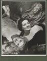 Hermione Ferdinanda Gingold; Hermione Baddeley, by Angus McBean - NPG P896