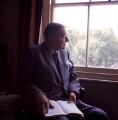 T.S. Eliot, by Ida Kar - NPG x125027