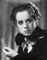 Elsa Lanchester, by E.H. Eugene Pizey - NPG x125034