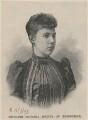 Victoria Melita, Grand Duchess of Russia, after Unknown artist - NPG D11228