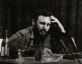 Fidel Castro Ruz, by Ida Kar - NPG x125041