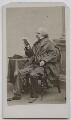 Nathaniel Hawthorne, by James Wallace ('J.W.') Black - NPG Ax7532