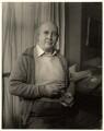 Edward Ardizzone, by Howard Coster - NPG x1713