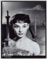 Audrey Hepburn, by Angus McBean - NPG x25145