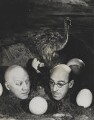 Alfred Drayton (Alfred Varick); Robertson Hare, by Angus McBean - NPG P919
