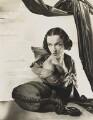 Beatrix Lehmann, by Angus McBean - NPG P922