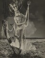 Angus McBean as Neptune, by Angus McBean - NPG P932