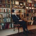 Kenneth John Garlick, by Lucy Anne Dickens - NPG P948(16)