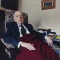 Sir Ernst Hans Josef Gombrich, by Lucy Anne Dickens - NPG P948(18)