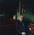 Simon Swynfen Jervis, by Lucy Anne Dickens - NPG P948(21)