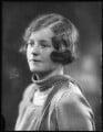 Hon. Elizabeth Susan Varley (née Douglas-Scott-Montagu), by Bassano Ltd - NPG x120001