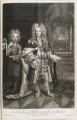 Benjamin Bathurst; William, Duke of Gloucester, by and published by John Smith, after  Thomas Murray - NPG D11537