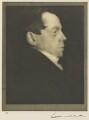 William Nicholson, by Alvin Langdon Coburn - NPG Ax7787