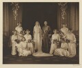 The wedding of King George VI and Queen Elizabeth, the Queen Mother, by Bassano Ltd - NPG x11910