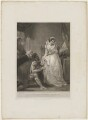 Lady Jane Grey ('Lady Jane Grey Declining the Crown'), by William Bromley, after  Robert Smirke - NPG D11270