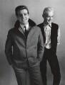 Billy J. Kramer (William Ashton); Heinz (Heinz Burt), by Lewis Morley - NPG x38923
