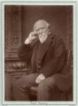 Robert Browning, by Herbert Rose Barraud, published by  Richard Bentley & Son - NPG x5176