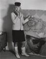 Pauline Boty, by Lewis Morley - NPG x76916