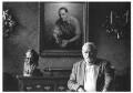 Henry Stewart Fleetwood ('Harry') Andrews, by Lou Boileau - NPG x125146