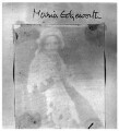Maria Edgeworth, by Michael Pakenham Edgeworth - NPG x16360
