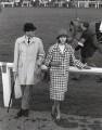 Chris Powell; Jean Shrimpton, by Lewis Morley - NPG x45186