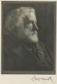 George Meredith, by Alvin Langdon Coburn - NPG Ax7772