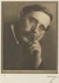 H.G. Wells, by Alvin Langdon Coburn - NPG Ax7773