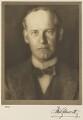 John Galsworthy, by Alvin Langdon Coburn - NPG Ax7790