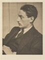 Compton Mackenzie, by Alvin Langdon Coburn, published by  Duckworth & Co - NPG Ax7826
