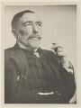 Joseph Conrad, by Alvin Langdon Coburn, published by  Duckworth & Co - NPG Ax7832