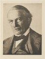 David Lloyd George, by Alvin Langdon Coburn, published by  Duckworth & Co - NPG Ax7835