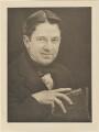 Alvin Langdon Coburn, by Alvin Langdon Coburn, published by  Duckworth & Co - NPG Ax7841