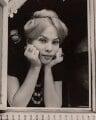 Leslie Caron, by Lewis Morley - NPG x125163