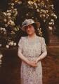 Queen Elizabeth, the Queen Mother, by Studio Lisa (Lisa Sheridan) - NPG x34820