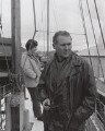Anthony Quayle and an unknown woman, by Lewis Morley - NPG x125256
