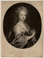 Elinor (Eleanor) Copley, by John Smith, after  Sir Godfrey Kneller, Bt - NPG D1551