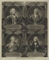 The British Naval Victors, by Valentine Green, after  Gainsborough Dupont, and after  Francis Cotes, and after  Richard Morton Paye, and after  Lemuel Francis Abbott - NPG D11103