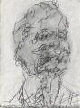 Frank Auerbach, by Frank Auerbach - NPG 6611