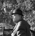 Cyril Connolly, by Janet Stone - NPG x23331