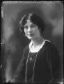 Selina Adine Kay-Shuttleworth (née Bridgeman), by Bassano Ltd - NPG x120017