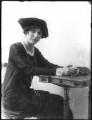Selina Adine Kay-Shuttleworth (née Bridgeman), by Bassano Ltd - NPG x120018