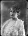 Agatha Eleanor Augusta Fellowes (née Jolliffe), Lady Ailwyn, by Bassano Ltd - NPG x120087